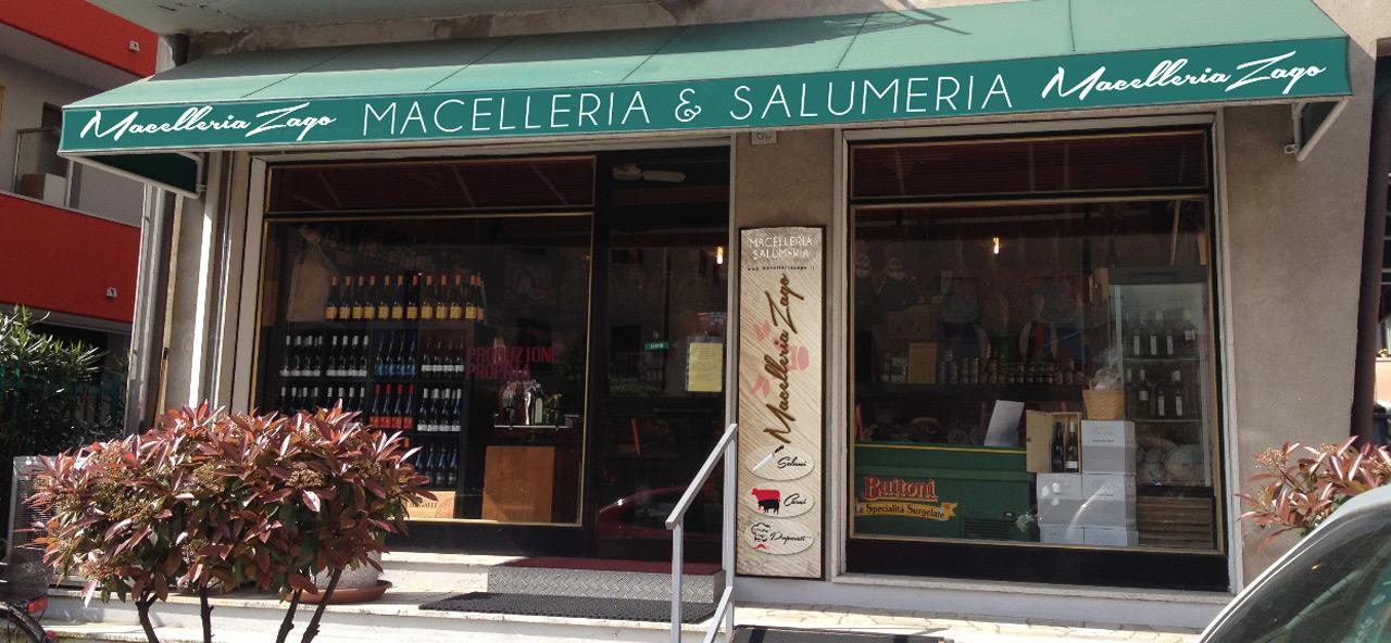 Macelleria Salumeria Gastronomia Zago Lucio Rovigo